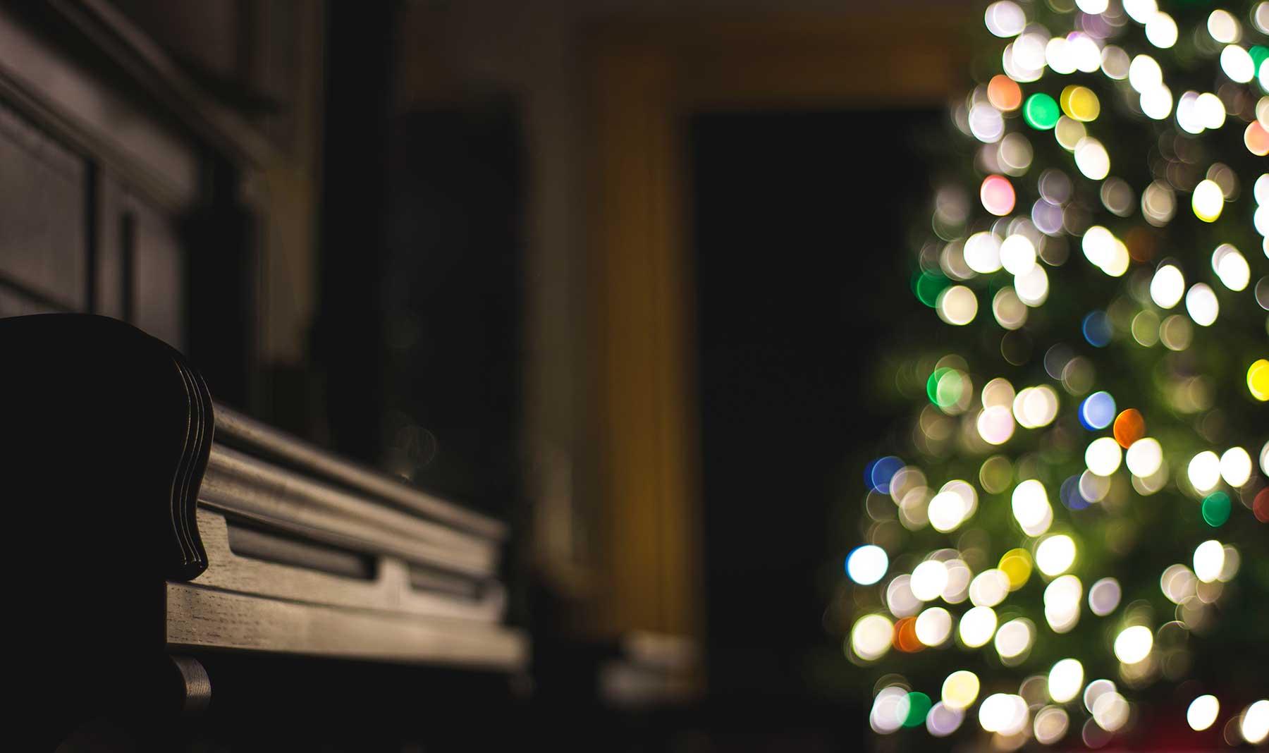 Irgendwie will keine Weihnachtsstimmung aufkommen…