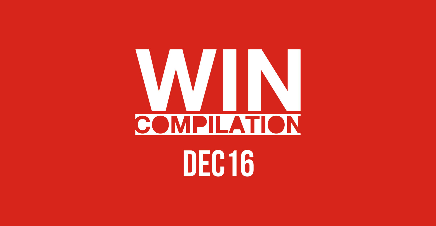 WIN Compilation Dezember 2016 win-comp_2016-12_01
