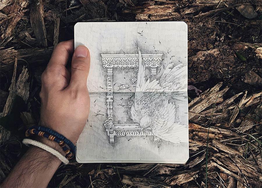 Zeichnungen: Ivan Belikov Ivan-Belikov_02