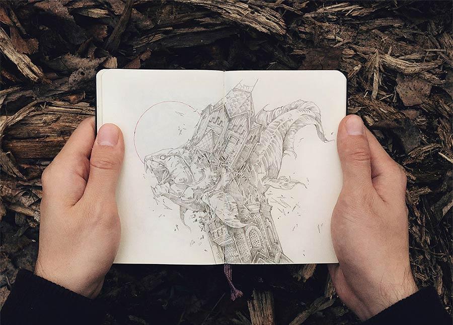 Zeichnungen: Ivan Belikov Ivan-Belikov_03