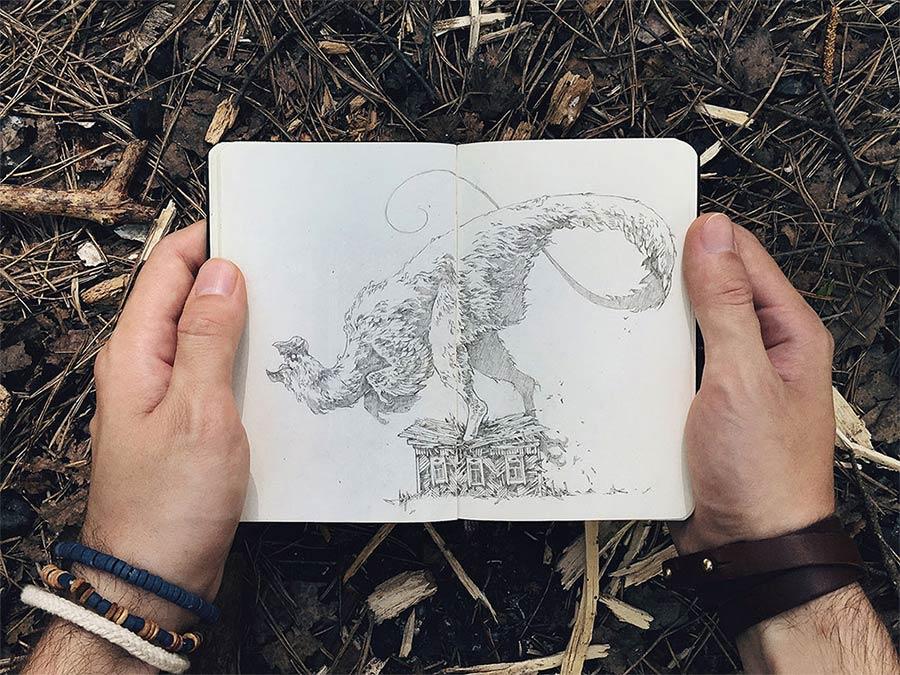 Zeichnungen: Ivan Belikov Ivan-Belikov_04