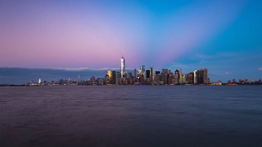 New York City 8K HDR Timelapse