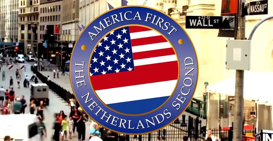So genial stellen sich die Niederlande Donald Trump vor
