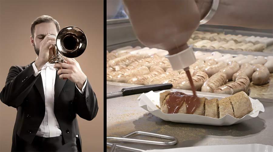 Konzerthausorchester vertont Currywurst und andere Dinge Berlins