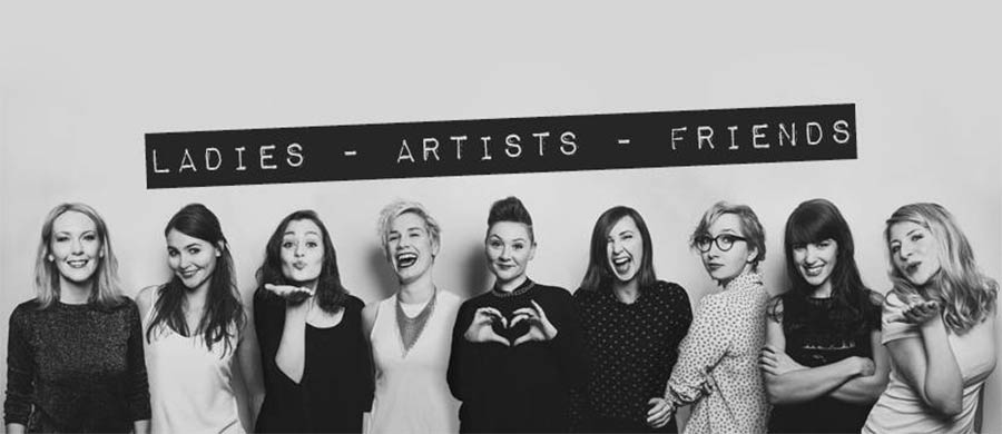 Who run the world (GIRLS) ladies-artists-friends