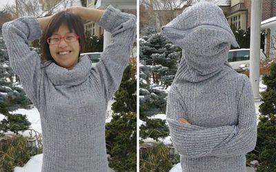 Lass mich in Ruhe-Pullover