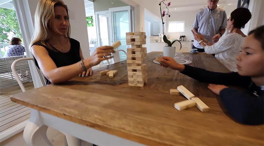 Mannequin Challenge mit Parkinson