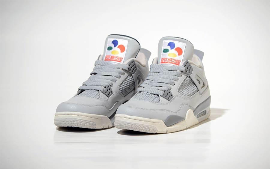 Super Nintendo Sneaker