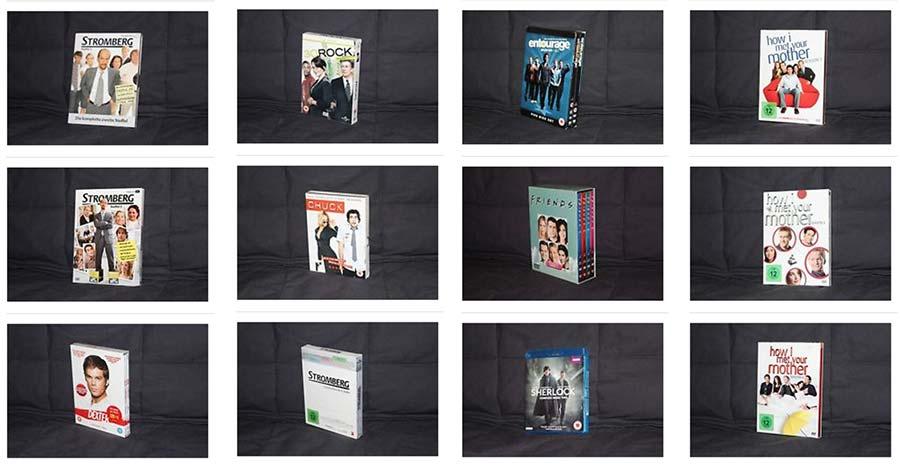 Ich verkauf viel coolen Kram auf eBay DVD-Verkaeufe-ebay