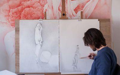 Zeichnungen: Daan Noppen