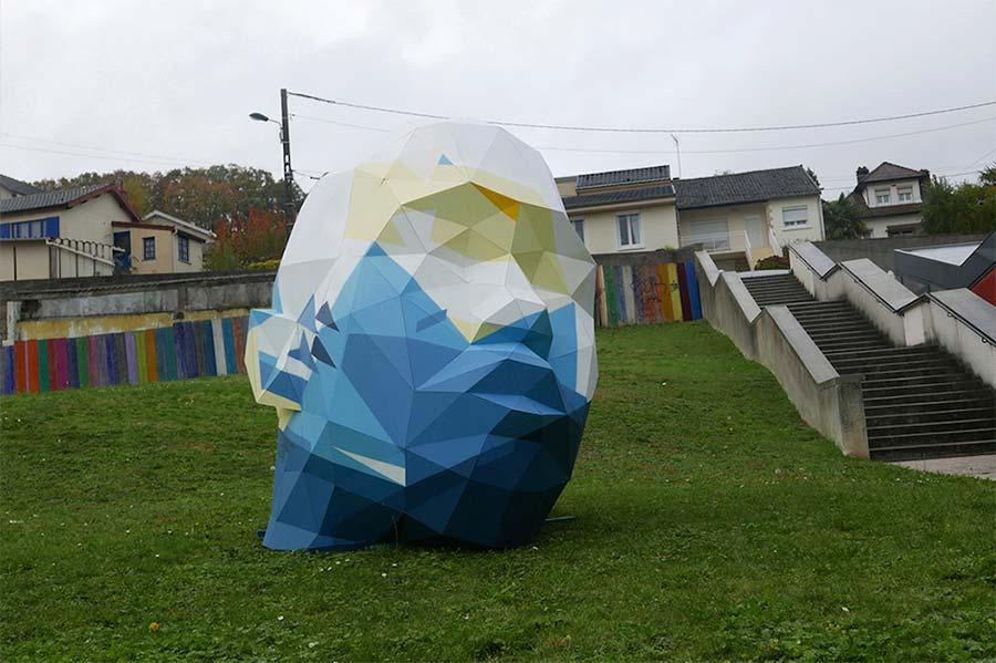 Geometrische Skulpturen von David Mesguich David-Mesguich_02