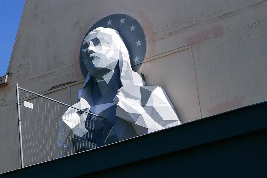 Geometrische Skulpturen von David Mesguich David-Mesguich_03
