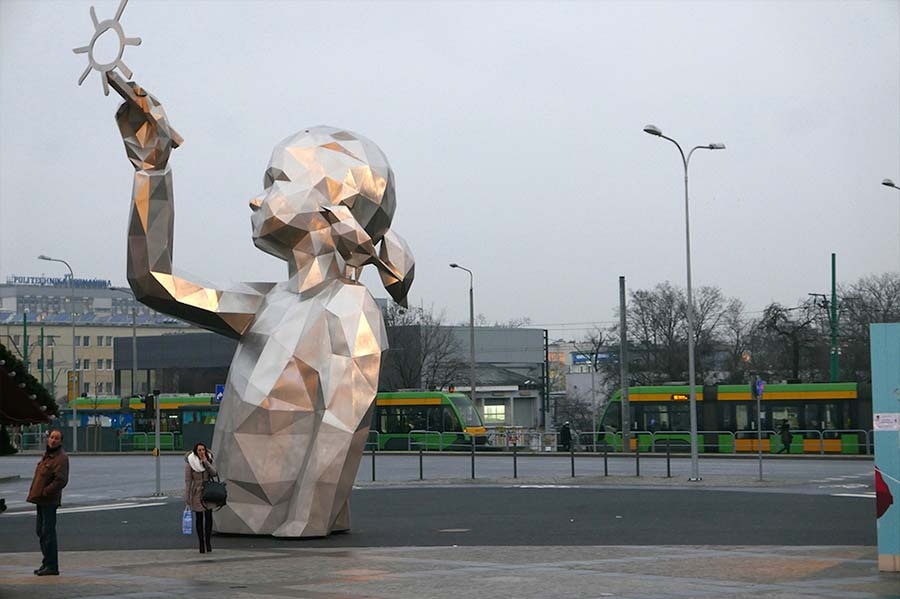 Geometrische Skulpturen von David Mesguich David-Mesguich_04