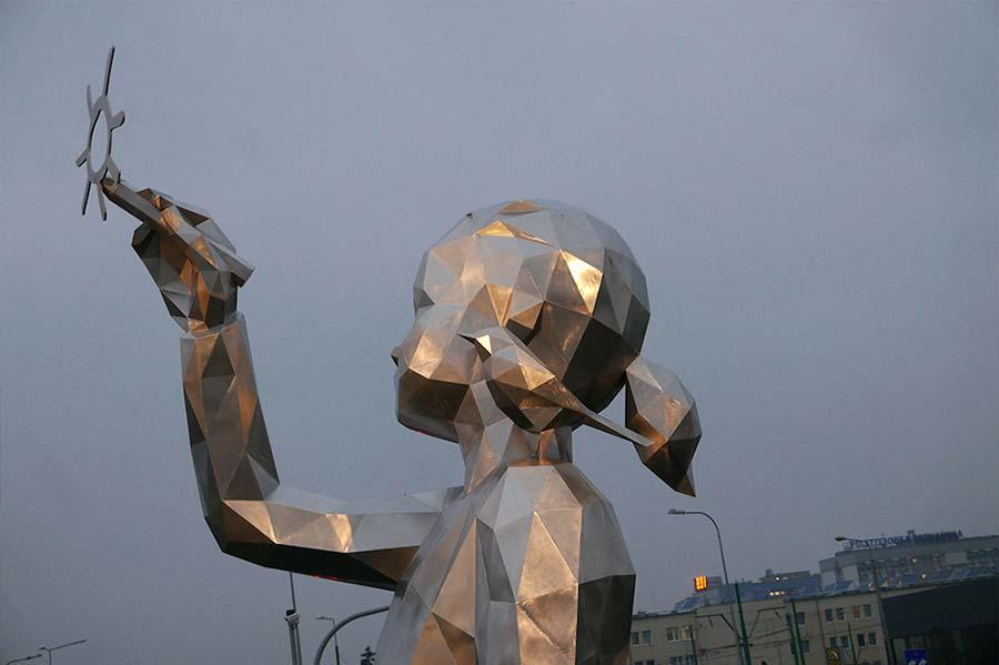 Geometrische Skulpturen von David Mesguich David-Mesguich_05