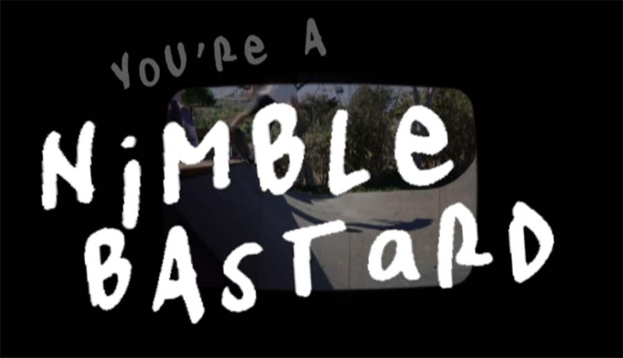 Incubus - Nimble Bastard Incubus_Nimble-bastard