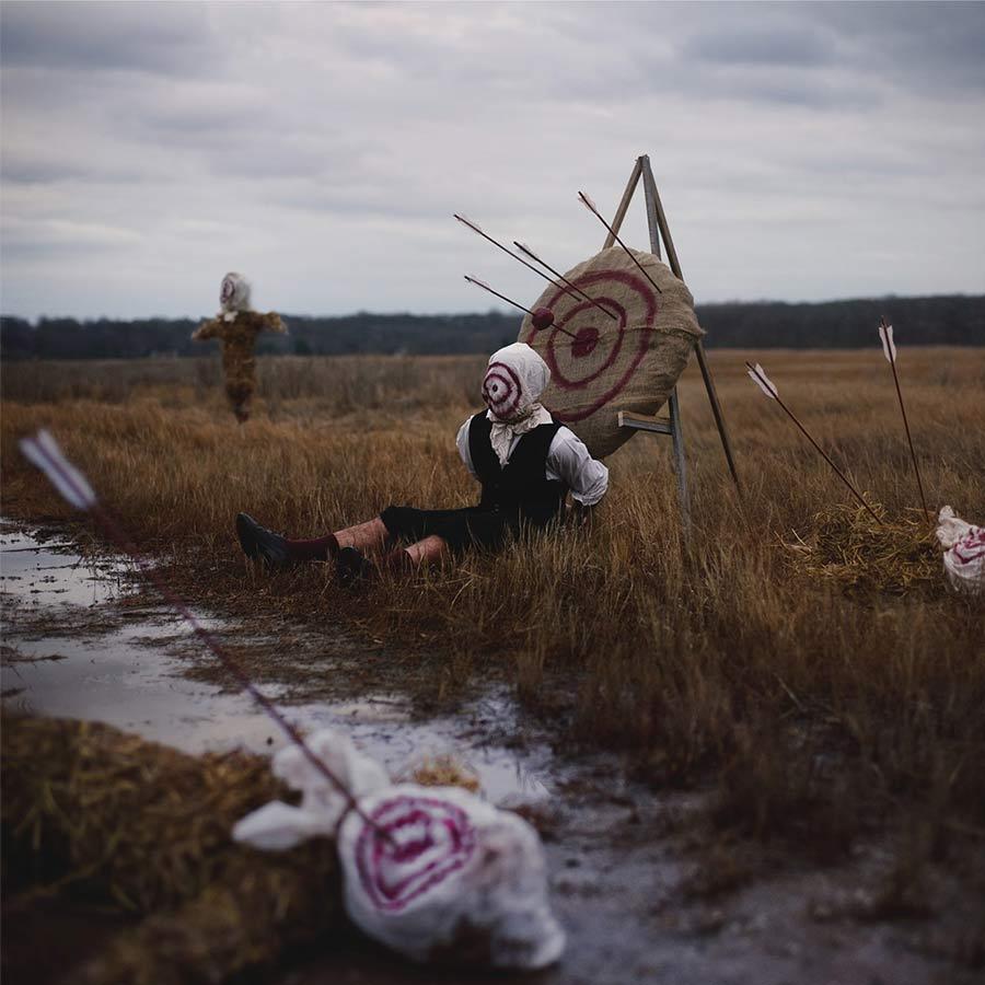 Nicolas Bruno hält seine Albträume als Fotografien fest