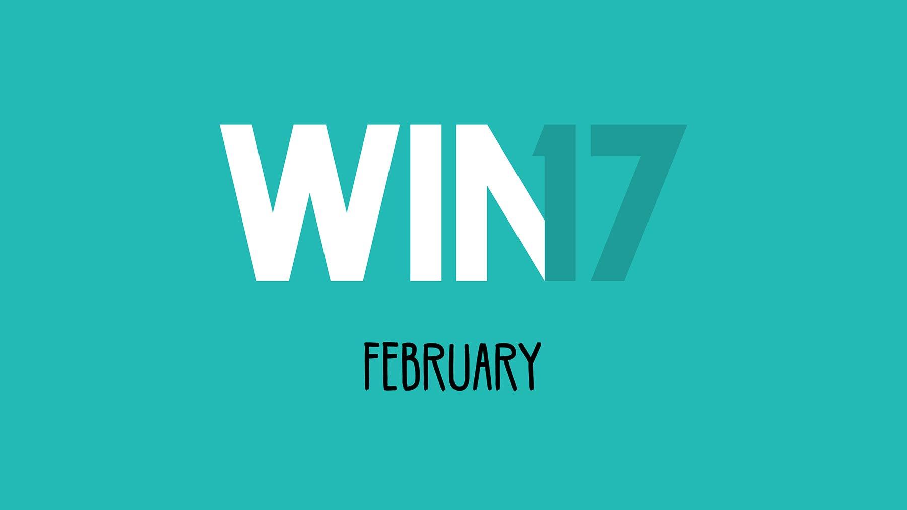WIN Compilation Februar 2017 WIN_2017-02_01