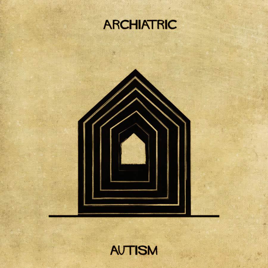 Wenn psychische Erkrankungen Häuser wären archiatric_08