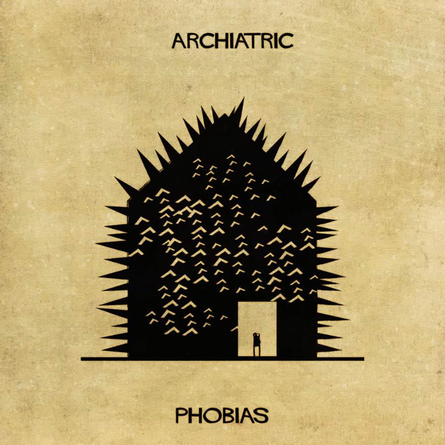 Wenn psychische Erkrankungen Häuser wären archiatric_09