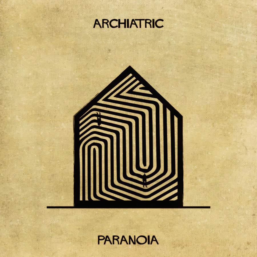 Wenn psychische Erkrankungen Häuser wären archiatric_10