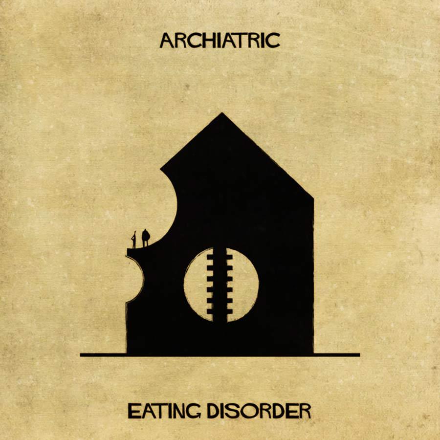 Wenn psychische Erkrankungen Häuser wären archiatric_11