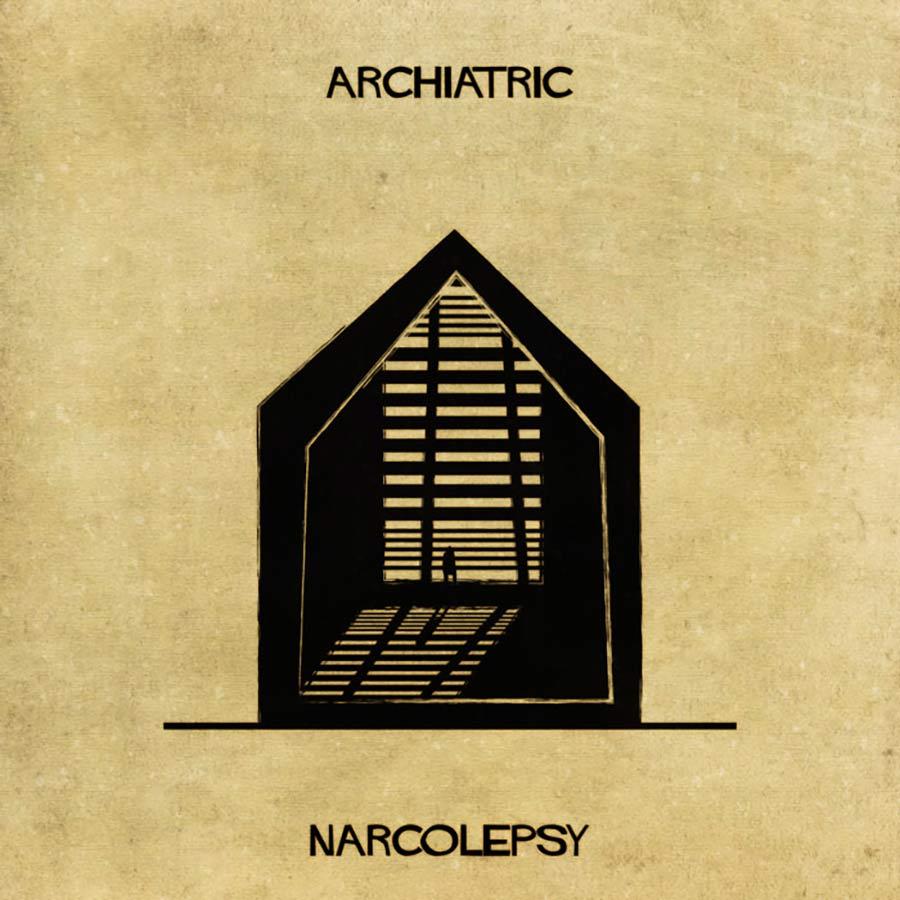 Wenn psychische Erkrankungen Häuser wären archiatric_12