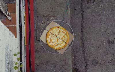 In Kuba fliegen Pizzen vom Himmel