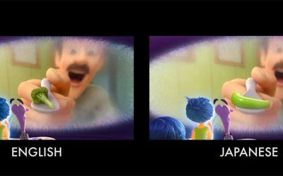 Internationale Pixar-Adaptionen im Direktvergleich
