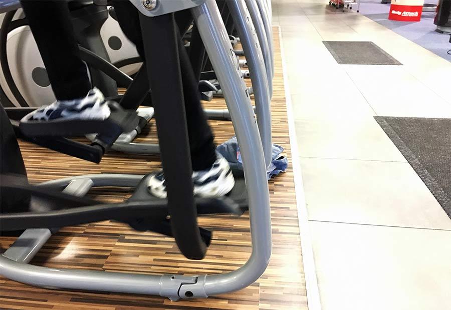 Einen Monat sportliche Vorsätze eingehalten fitrate-test_04