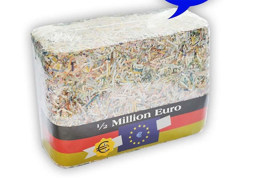 Eine halbe Million für 29,90 Euro