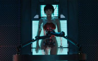 Ghost In The Shell: Trailer #2