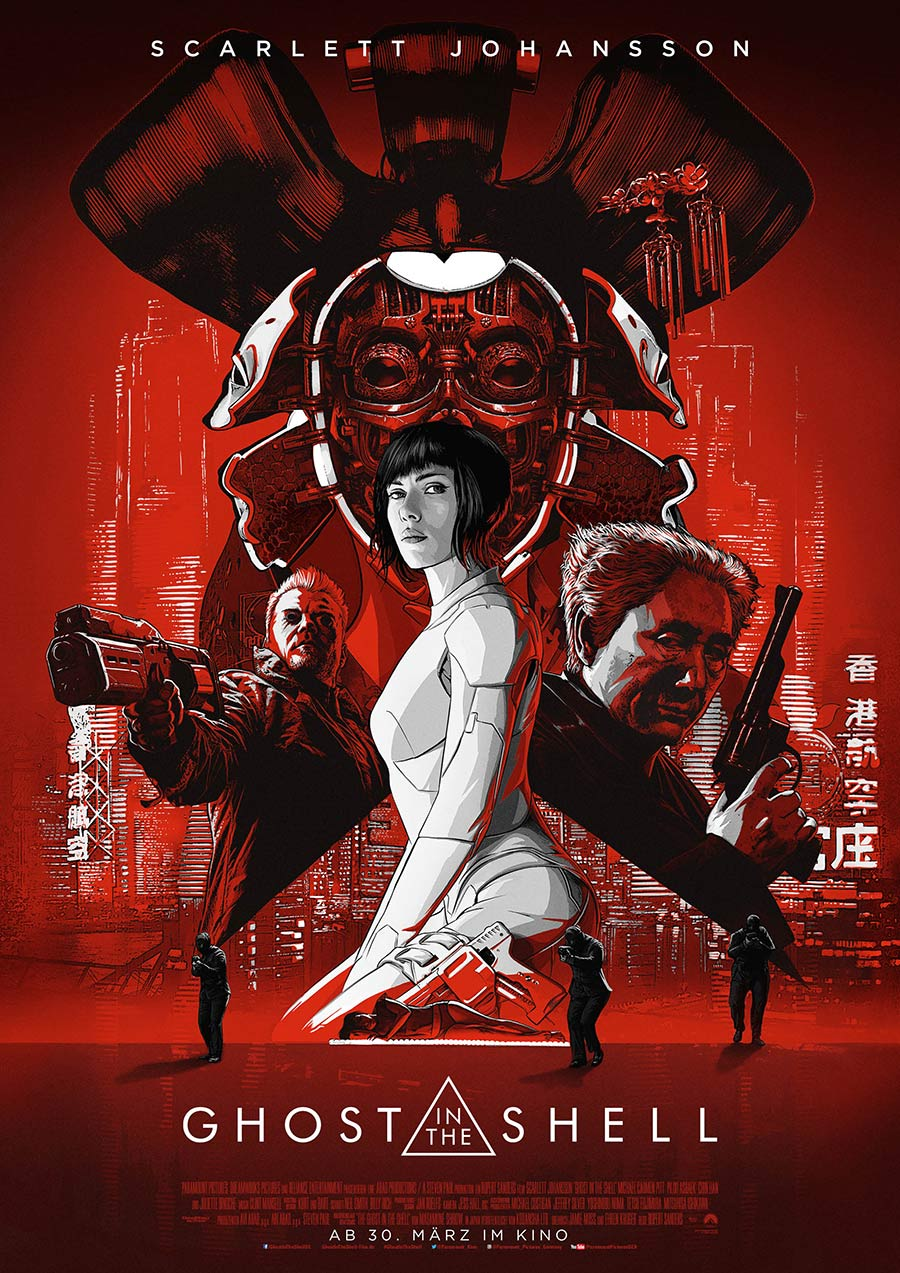 Ghost In The Shell: Trailer #2 ghost-in-the-shell_poster_02
