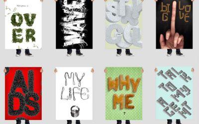 Typografie-Spielereien: Handmadefont