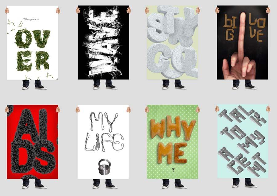 Typografie-Spielereien: Handmadefont handmadefont_01