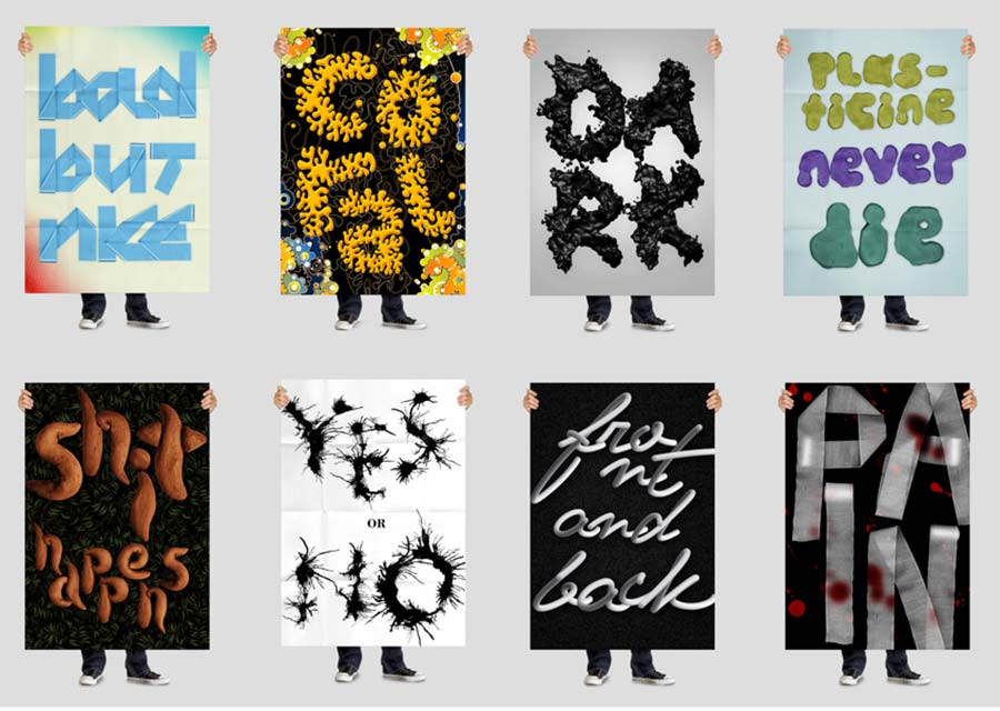 Typografie-Spielereien: Handmadefont handmadefont_02