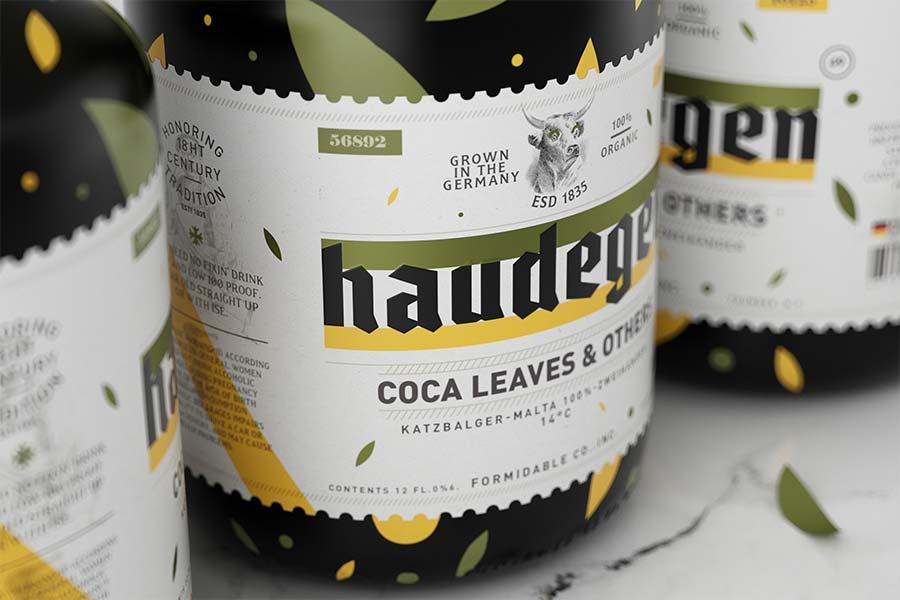 Schniekes Bierflaschen-Design für Haudegen haudegen-beer_03