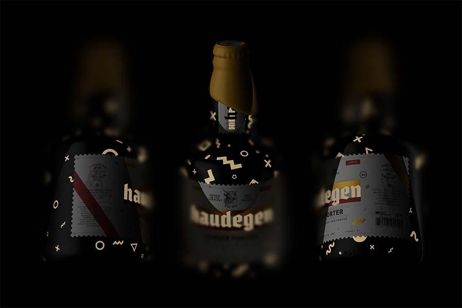 Schniekes Bierflaschen-Design für Haudegen haudegen-beer_06