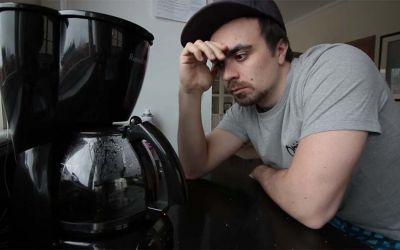 Mike Boyd lernt, seine Kaffeemaschine zu hacken