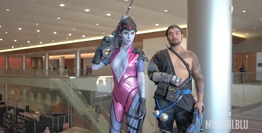 Cosplay @ Pax South 2017