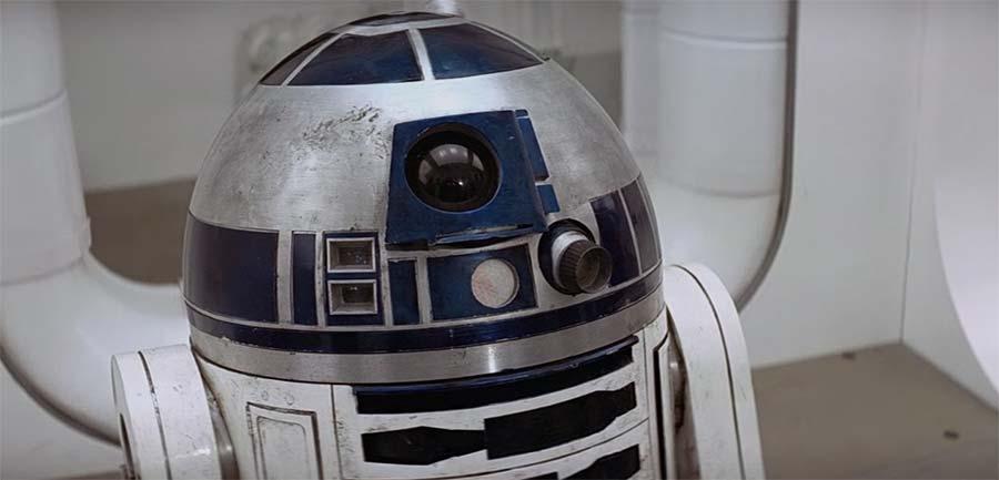 Wenn R2D2 sprechen könnte r2d2-with-a-voice