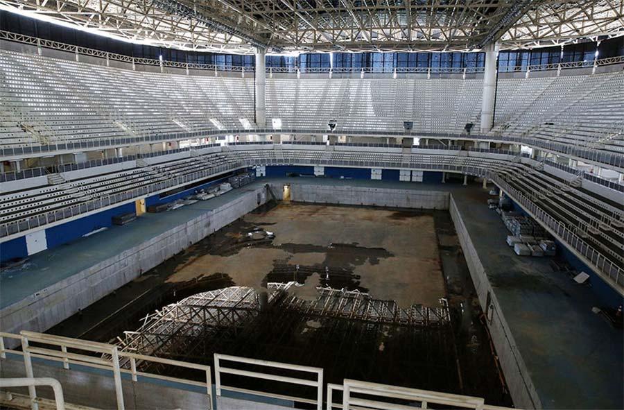 So heruntergekommen sind die Olympia-Stätten aus Rio bereits rio-olympia-venues_03