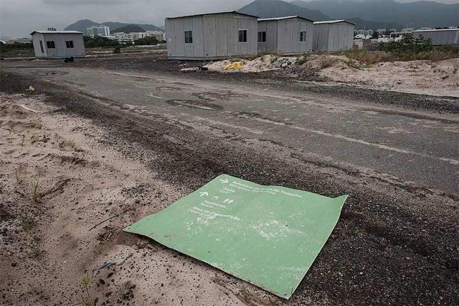 So heruntergekommen sind die Olympia-Stätten aus Rio bereits rio-olympia-venues_05
