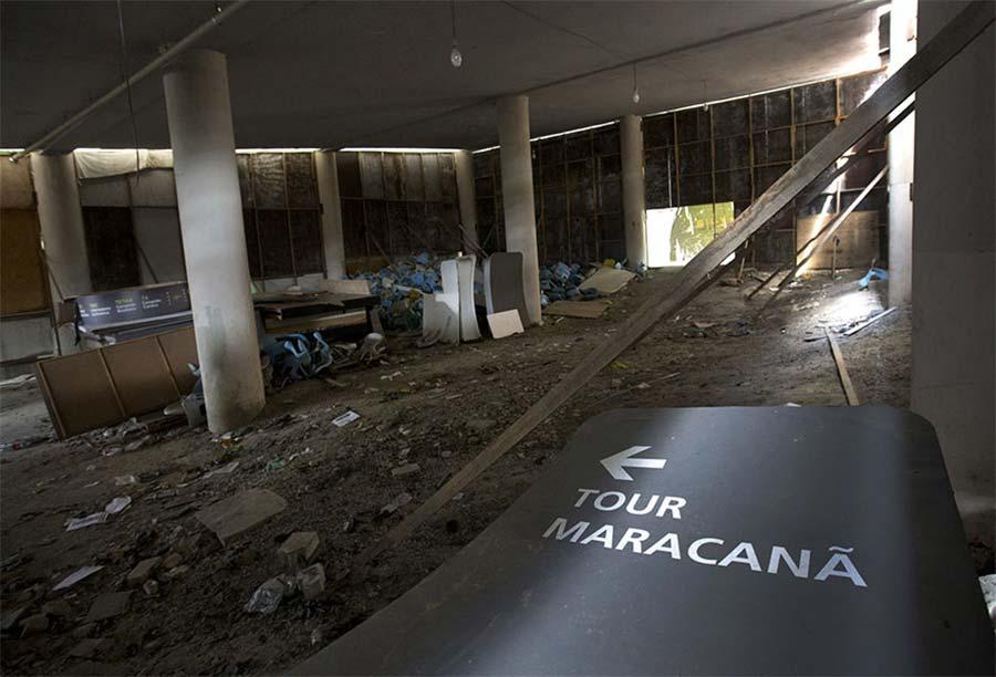 So heruntergekommen sind die Olympia-Stätten aus Rio bereits rio-olympia-venues_06