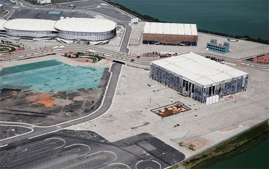 So heruntergekommen sind die Olympia-Stätten aus Rio bereits rio-olympia-venues_07