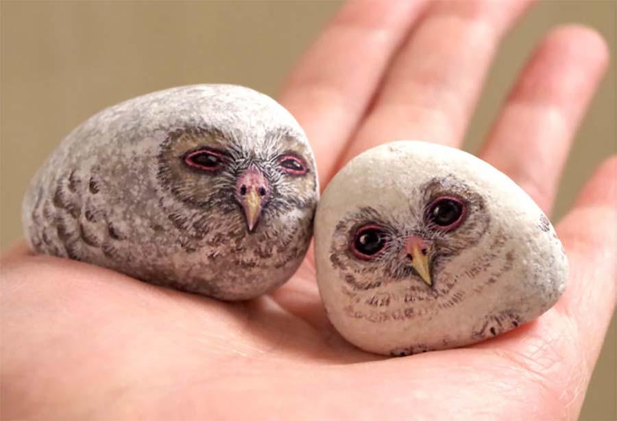 Wenn aus Steinen Tiere werden Akie-Nakata_stone-animals_05