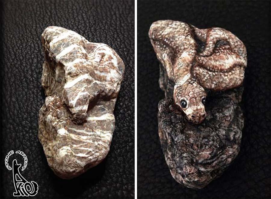 Wenn aus Steinen Tiere werden Akie-Nakata_stone-animals_06