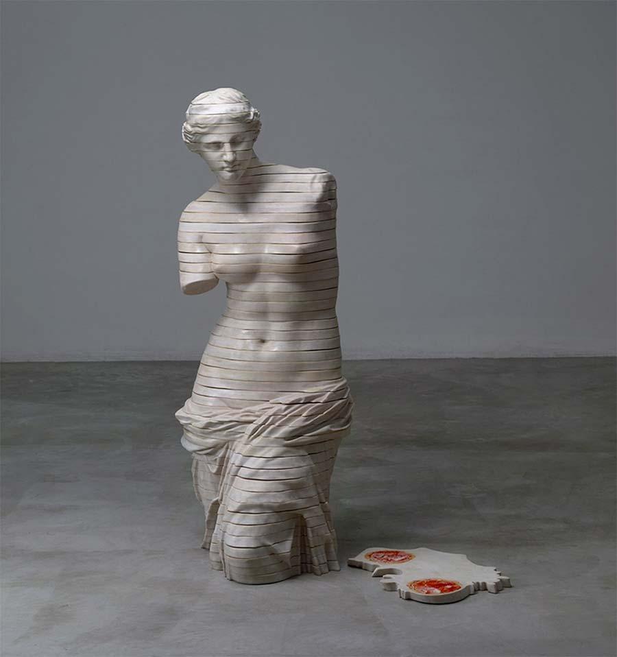 Kunstskulpturen in Scheiben Cao-Hui_02
