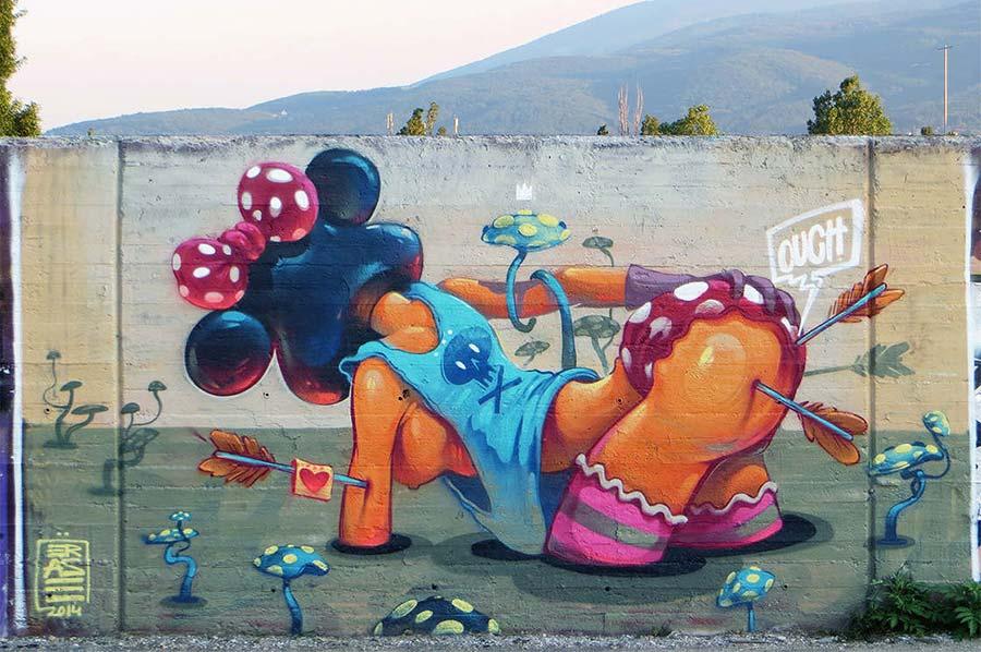 Zeichnungen & Street Art: ERASE ERASE-street-art_01