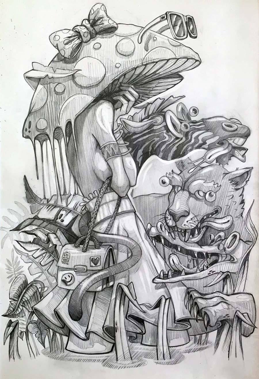 Zeichnungen & Street Art: ERASE ERASE-street-art_03