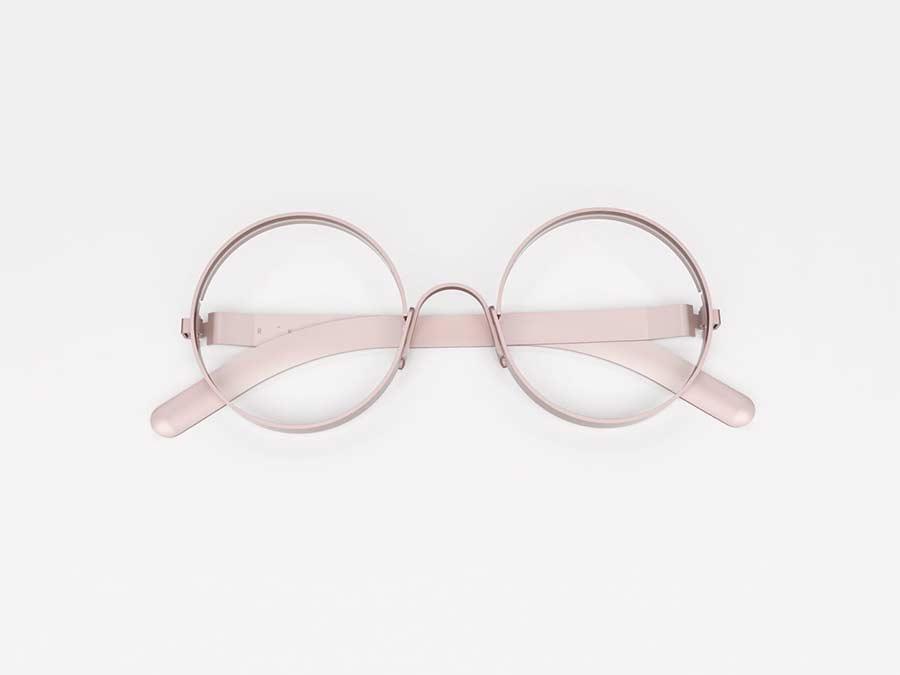 Ganzes Brillengestell aus einer Lage Metall FRAME-eyeglasses_03